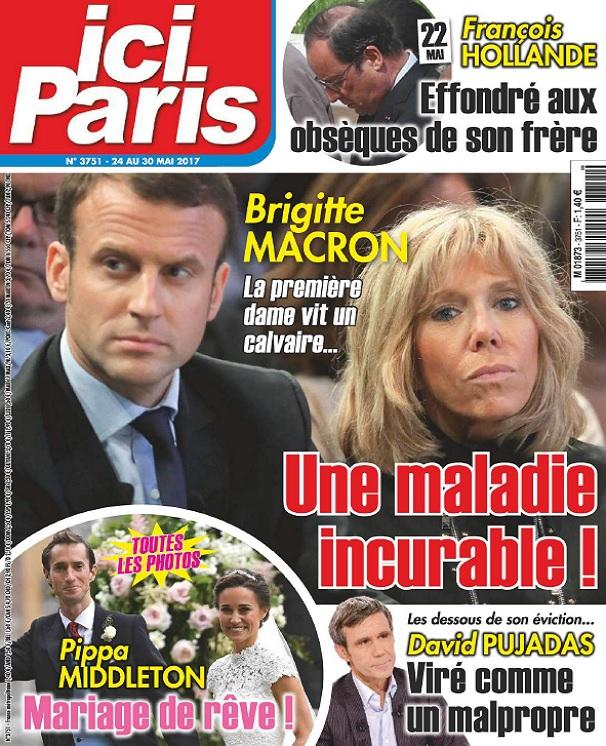 télécharger Ici Paris N°3751 Du 24 au 30 Mai 2017