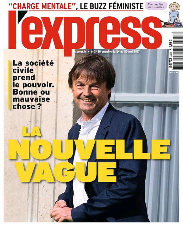 télécharger L'Express N°3438 Du 24 au 30 Mai 2017