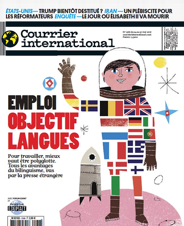 télécharger Courrier International N°1386 Du 24 au 31 Mai 2017