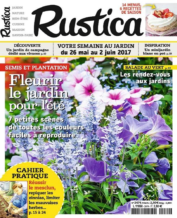 télécharger Rustica N°2474 Du 26 Mai au 2 Juin 2017