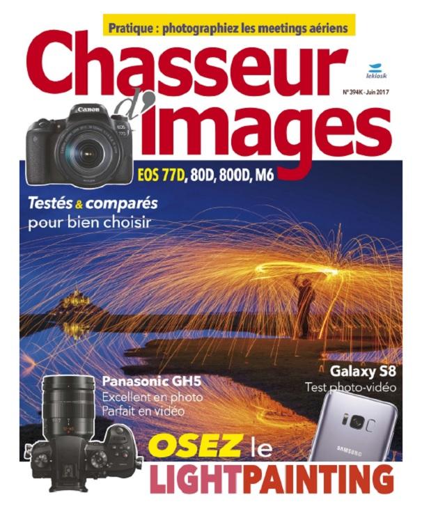 télécharger Chasseur d'Images N°394 - Juin 2017