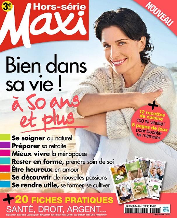 télécharger Maxi Hors Série Santé N°4 - Juin-Juillet 2017