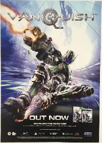 Poster for Vanquish