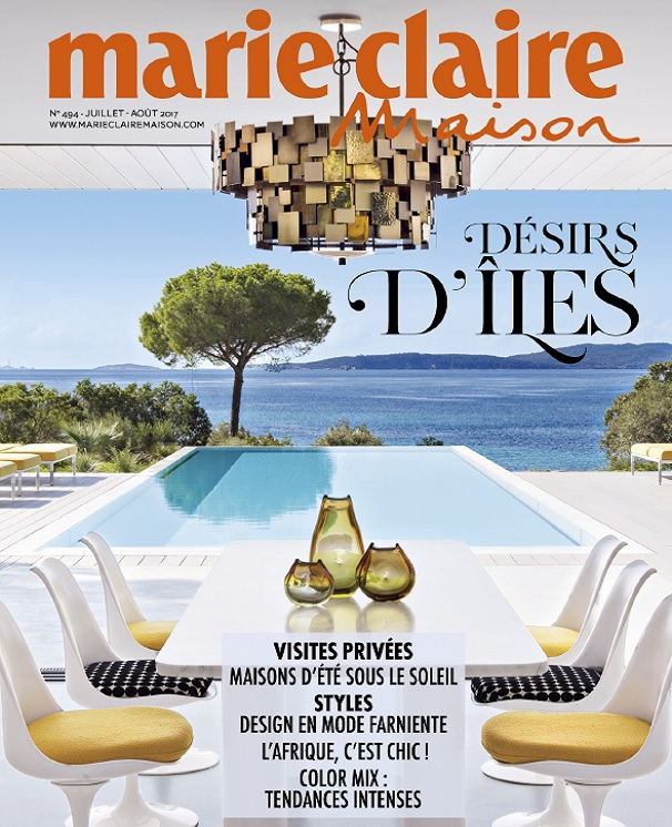 Marie Claire Maison N°494 - Juillet-Août 2017