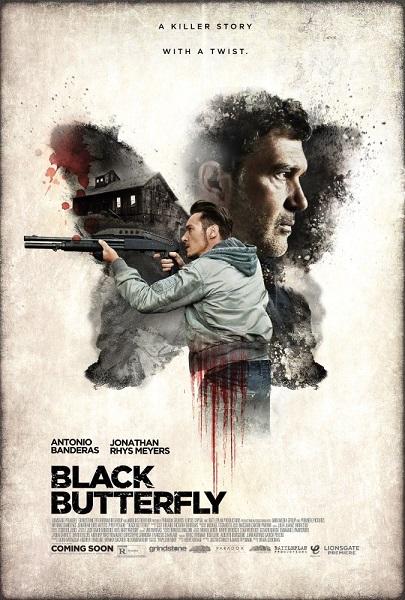 Czarny Motyl / Black Butterfly (2017) PL.720p.BRRip.XviD.AC3-LEX / POLSKI LEKTOR