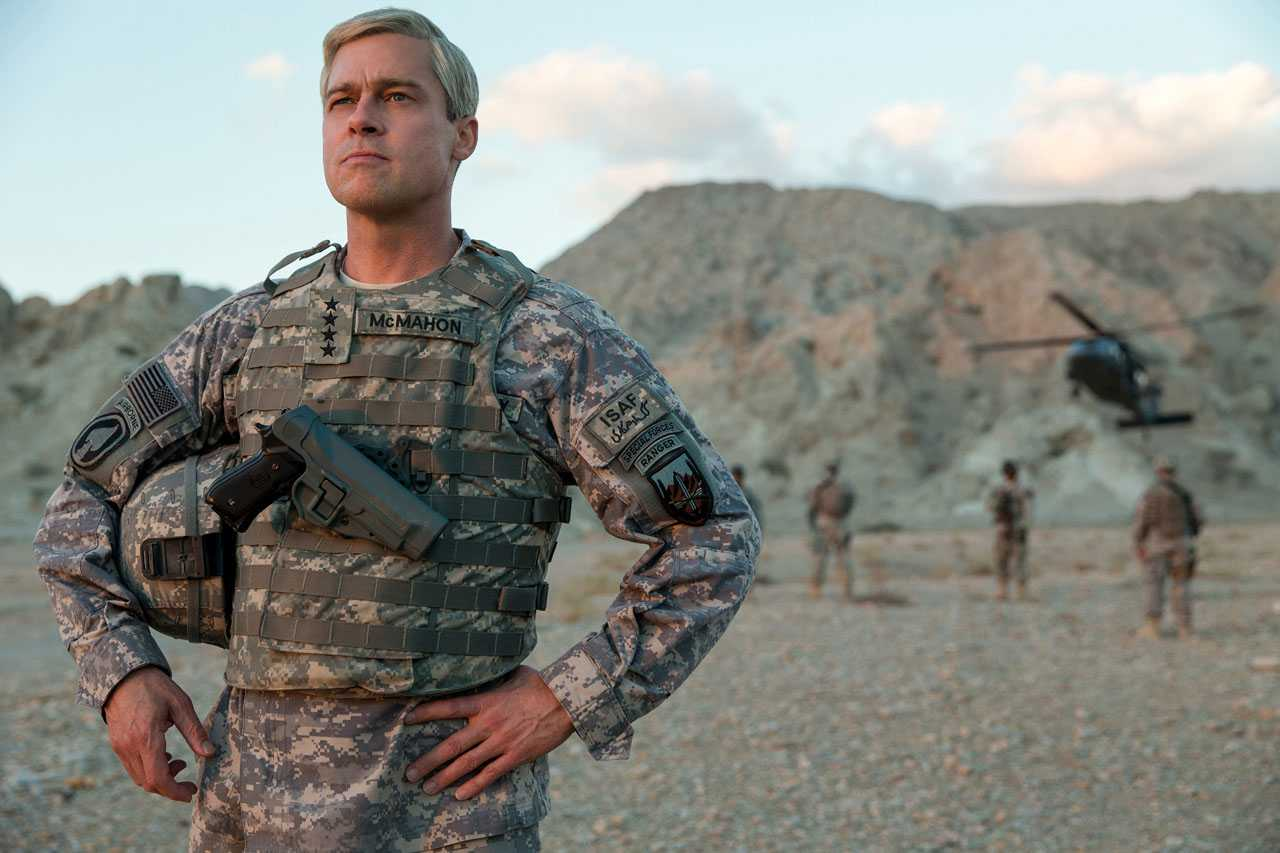 War Machine (2017) image