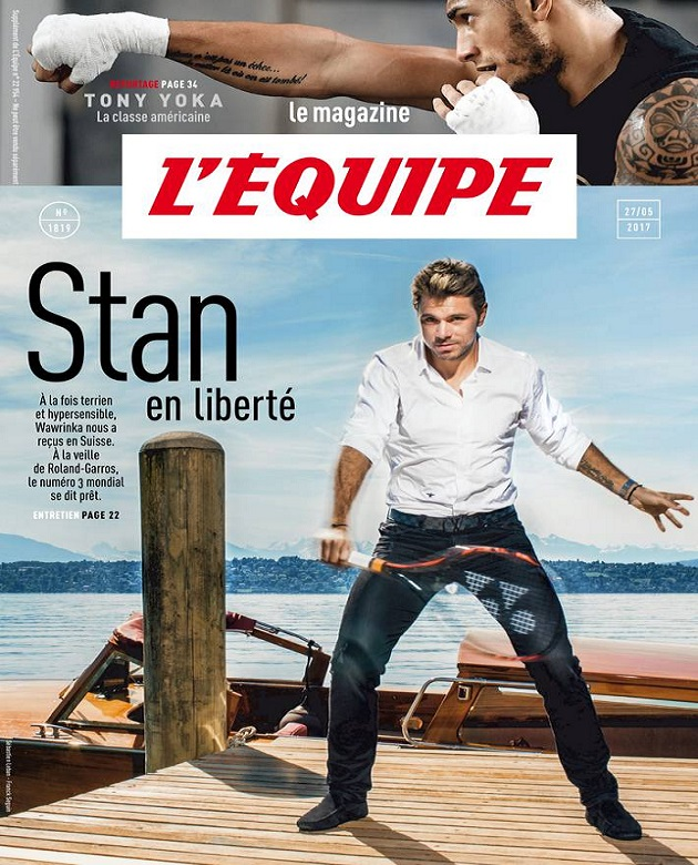 télécharger L'Equipe Magazine N°1819 Du Vendredi 26 Mai 2017