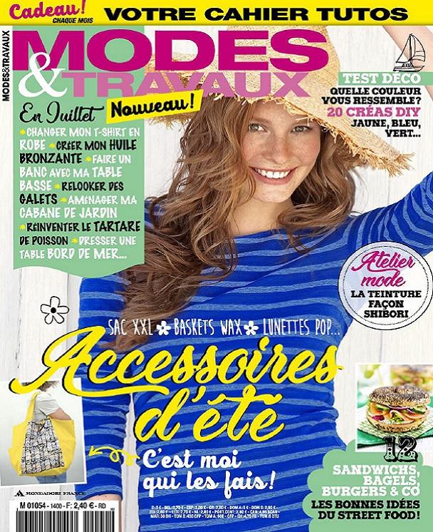 télécharger Modes et Travaux N°1400 - Juin 2017