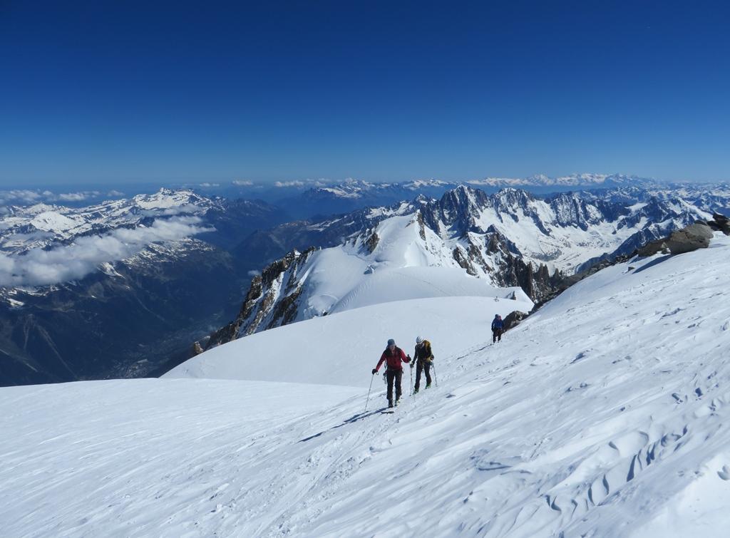 Mont-Blanc par les 3 Monts 170527082512601710