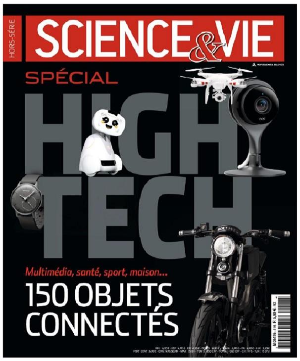 télécharger Science et Vie Hors Série Spécial N°41 - High-Tech