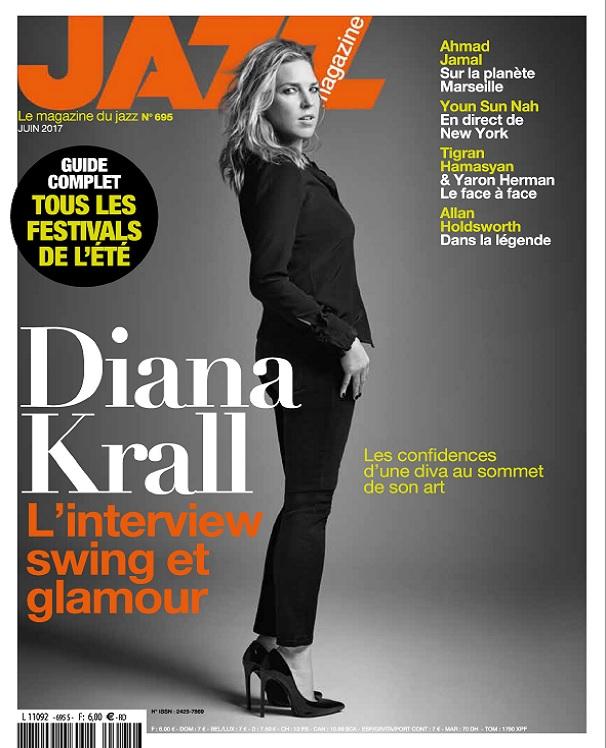 télécharger Jazz Magazine N°695 - Juin 2017