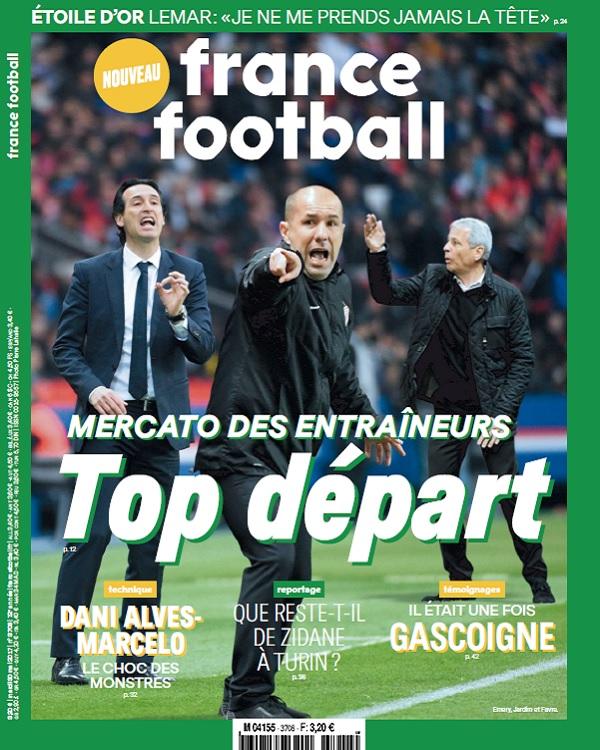 télécharger France Football N°3708 Du 30 Mai 2017