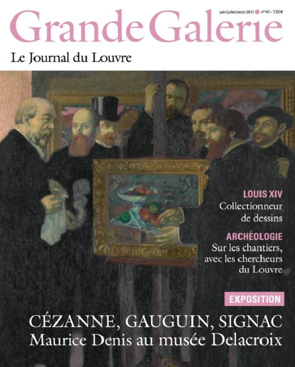 télécharger Grande Galerie N°40 - Juin-Août 2017