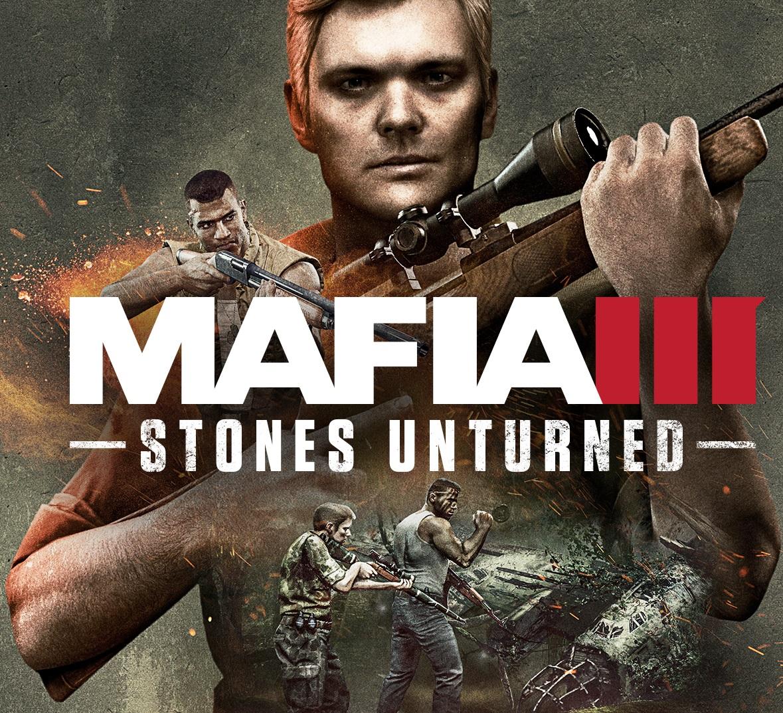 Poster for Mafia III : Stones Unturned