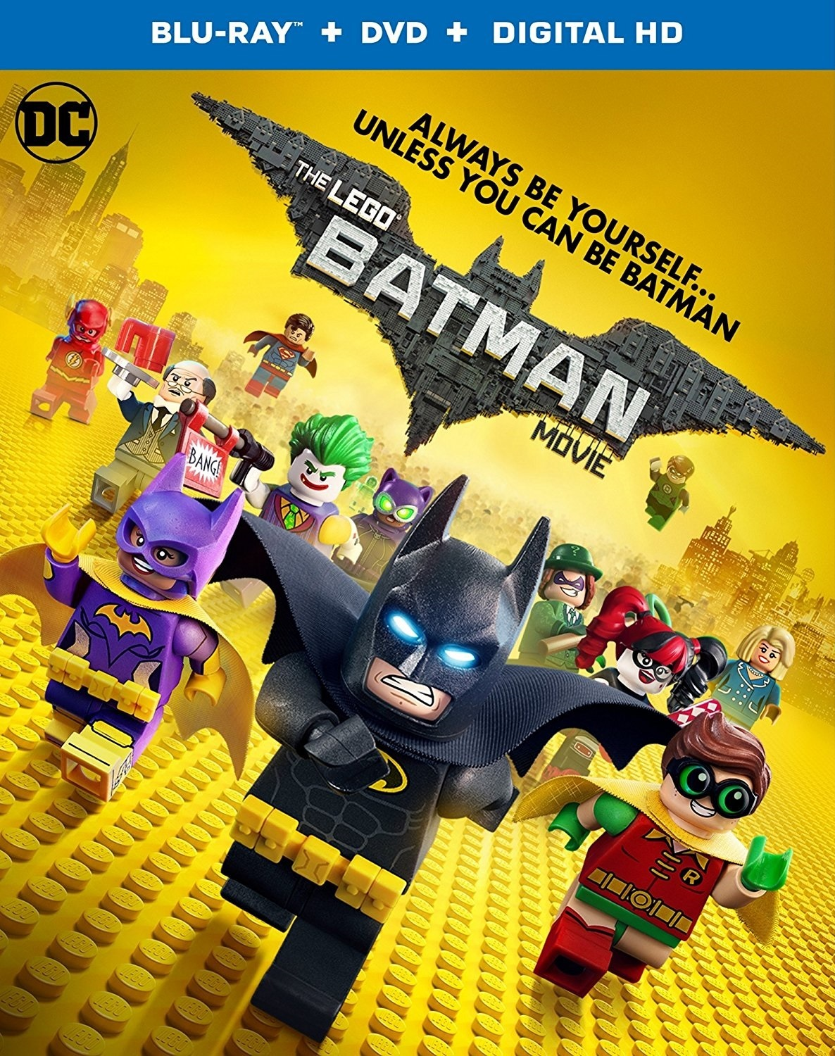 The LEGO Batman Movie (2017) poster image