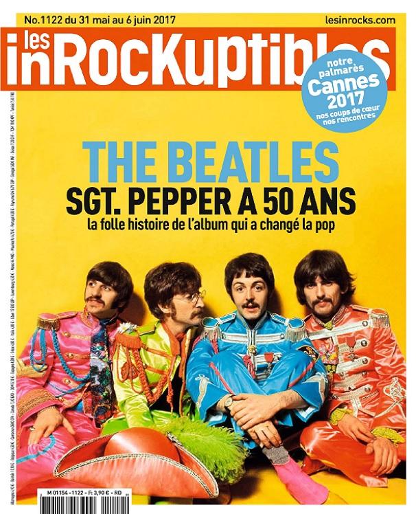 télécharger Les Inrockuptibles N°1122 Du 31 Mai au 6 Juin 2017