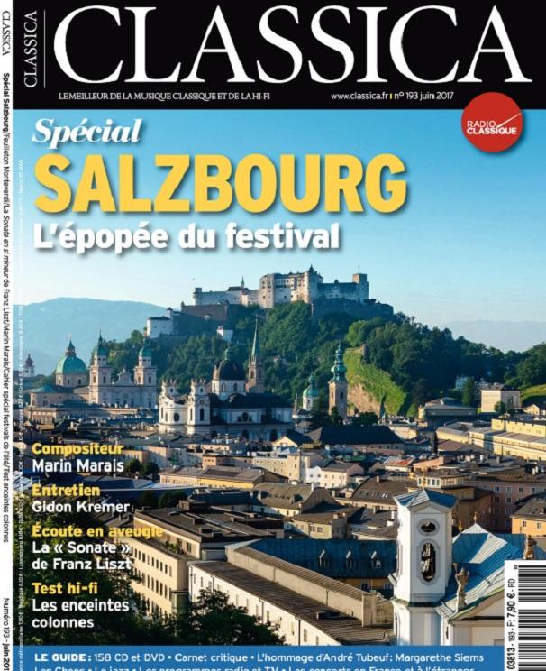 télécharger Classica N°193 - Juin 2017
