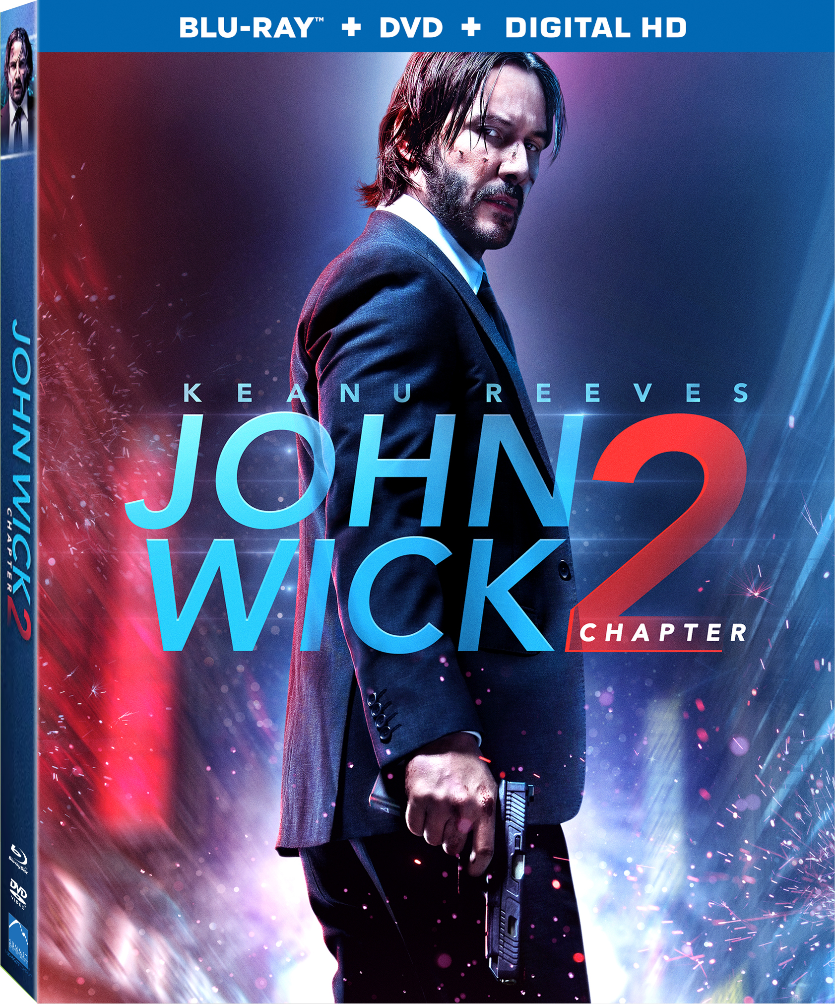 John Wick: Chapter 2 (2017) poster image