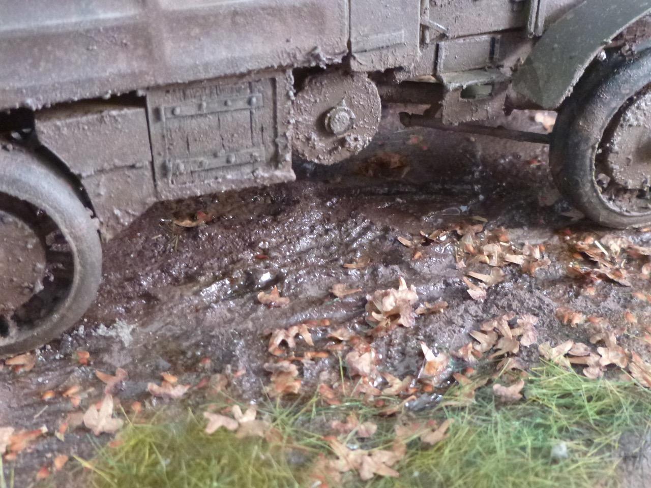 Camion Chatillon Panhard 1917 - résine de chez Blitz au 1/35 - Page 4 170531113628509785