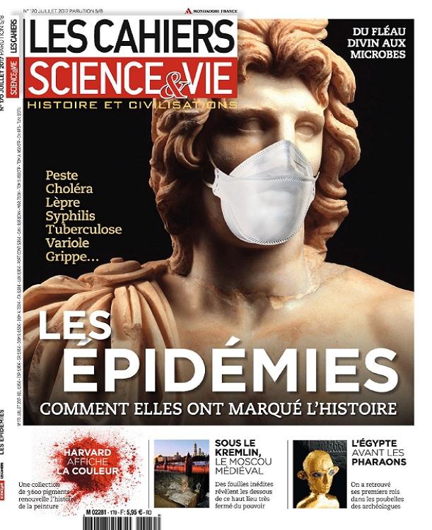 télécharger Les Cahiers De Science et Vie N°170 - Juillet 2017
