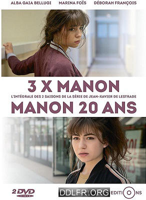 3 X Manon & Manon 20 ans HDTV 720p FRENCH Complète