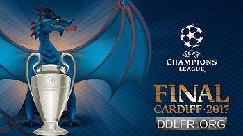 Finale Ligue des champions 2017 Juventus Real Madrid HDTV 720p
