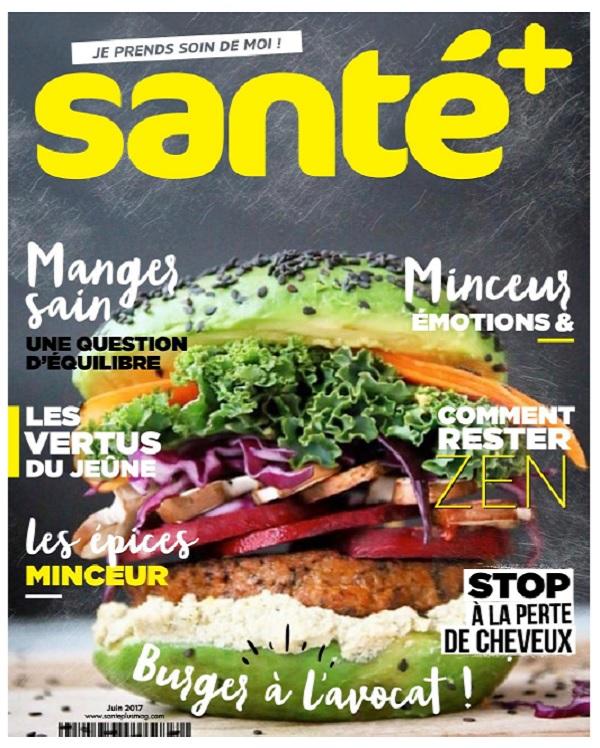 télécharger Santé+ N°57 - Juin 2017