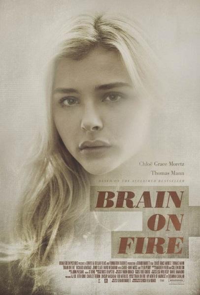 Umysł w ogniu / Brain on Fire (2016) PL.WEB-DL.XviD-KiT / Lektor PL
