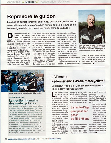 cinquantenaire des formations motos à Fontainebleau (1967-2017) 170607030905382361