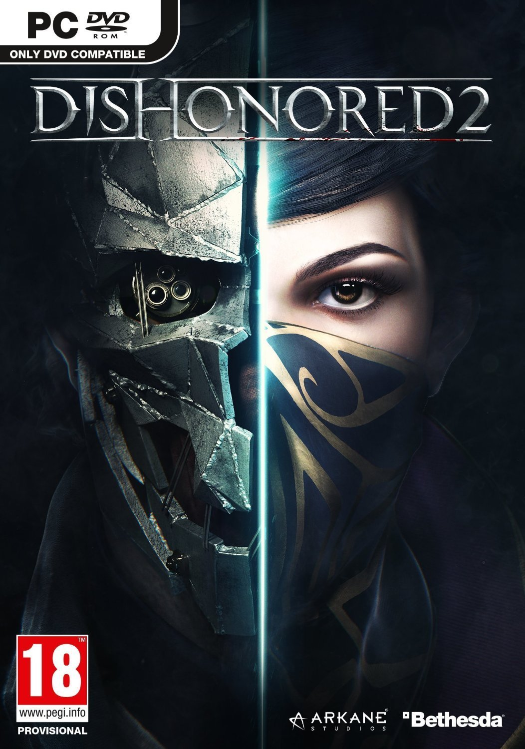 Poster for Dishonored 2