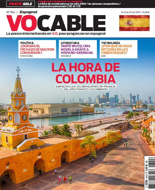 télécharger Vocable Espagnol N°744 Du 8 Au 21 Juin 2017