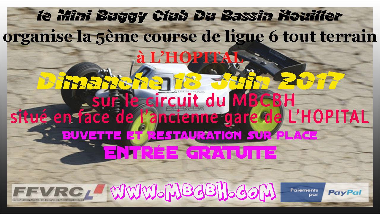 affiche course mbcbh2