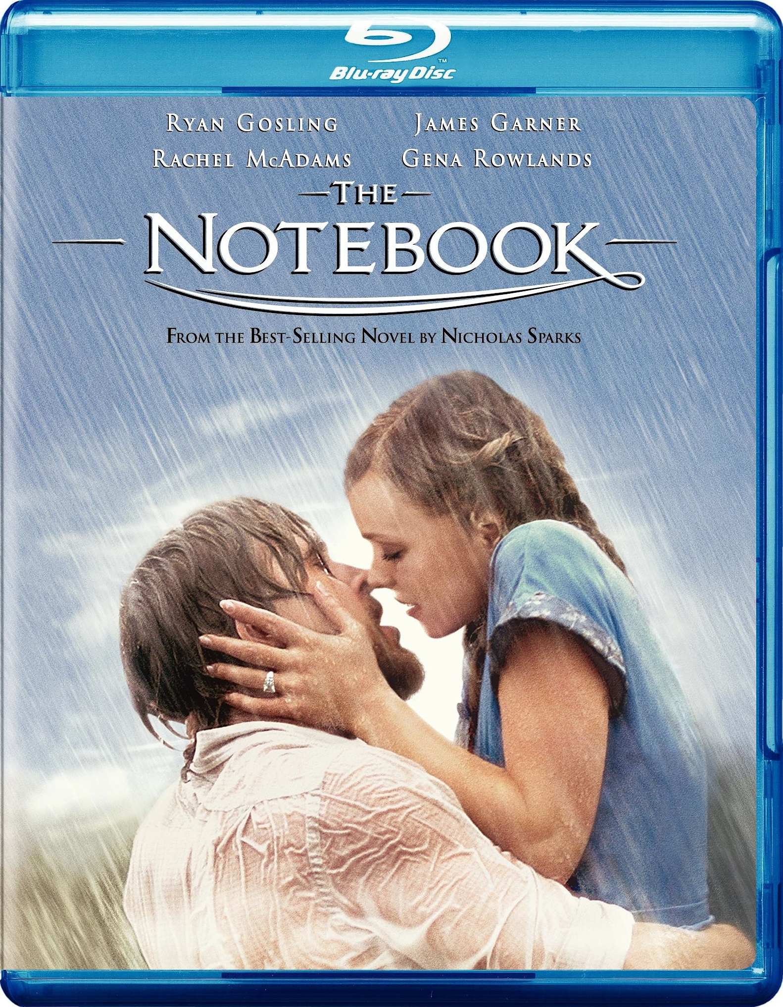 The Notebook (2004) poster image