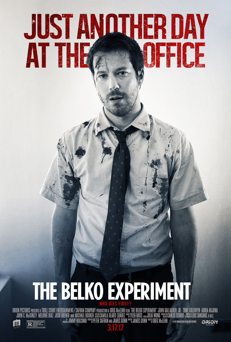 The Belko Experiment (2016) poster image