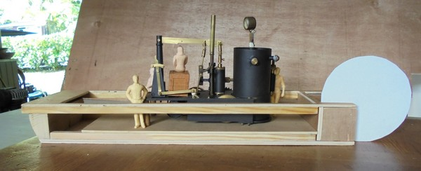 Le Pousseur de la FAAROA : bateau à roues à aubes arrière 170608050751107098