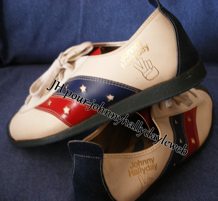 "Chaussures ""Johnny Hallyday"". 17060811343273941"
