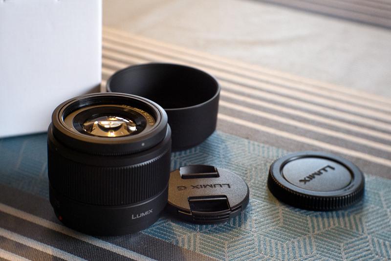 [VENDU] Panasonic 25mm f/1.7 + Olympus body cap 9mm 17060909083539304