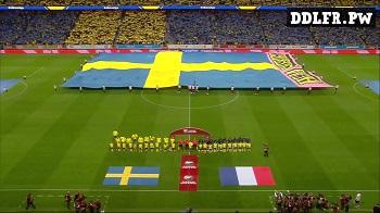 Qualification Coupe du Monde Suède France 09 Juin 2017 HDTV 720p