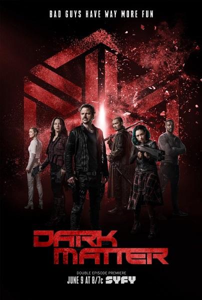 Dark Matter {Sezon 3} (2017) PLSUBBED.HDTV.XviD-AX2 / WTOPIONE NAPISY PL
