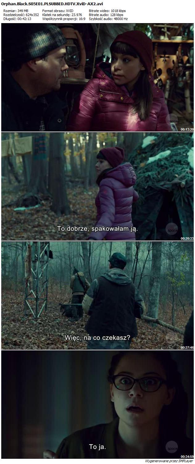Orphan Black {Sezon 05} (2017)