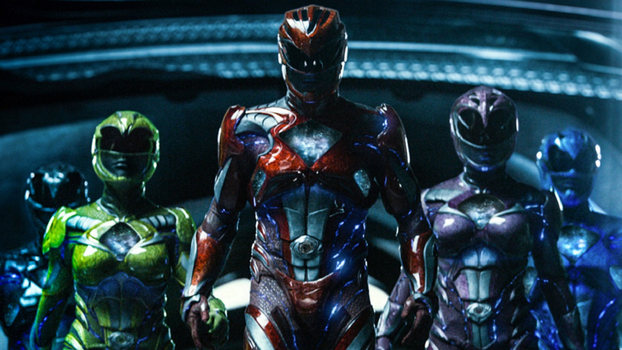 Power Rangers (2017) image