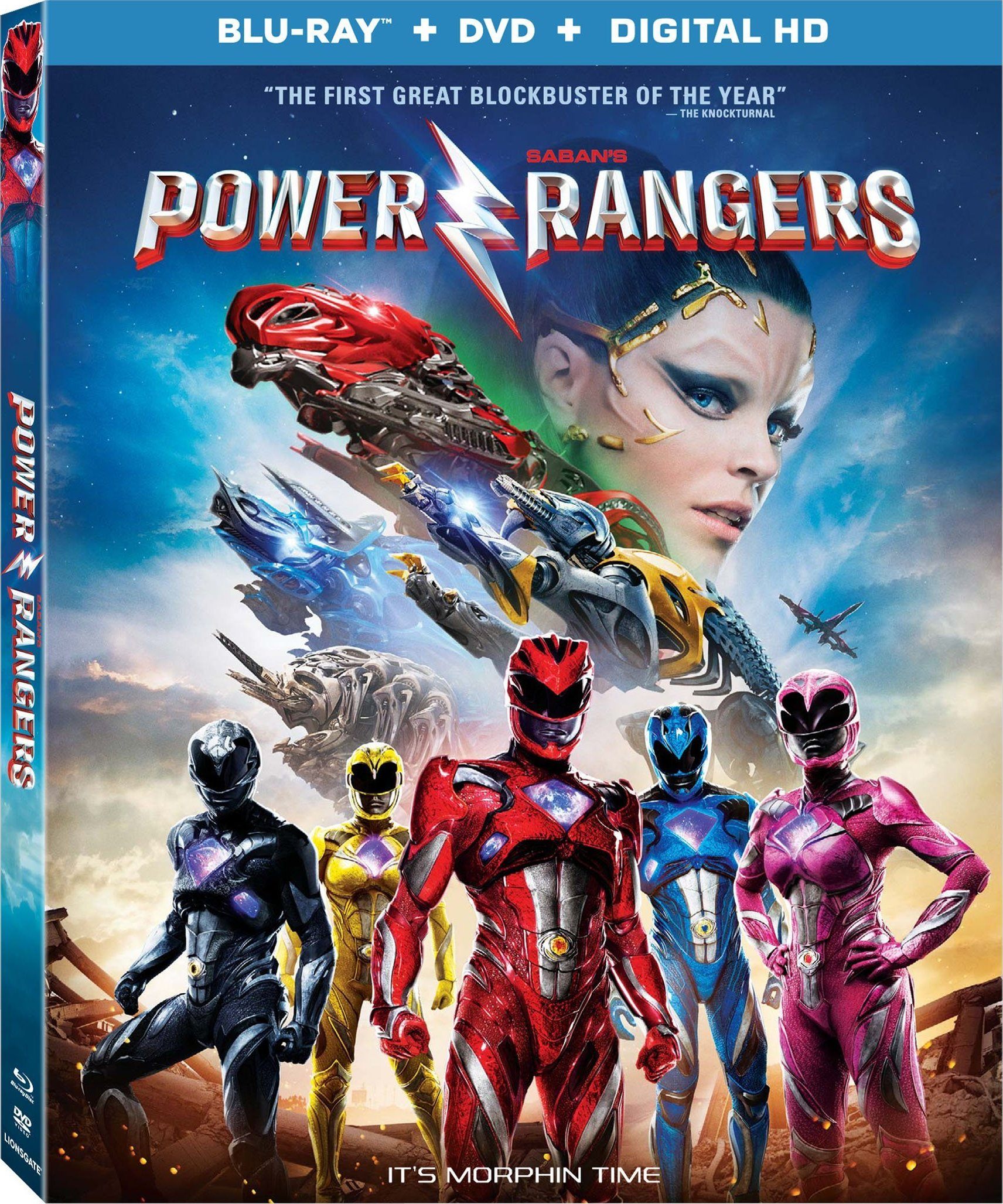 Power Rangers (2017) poster image