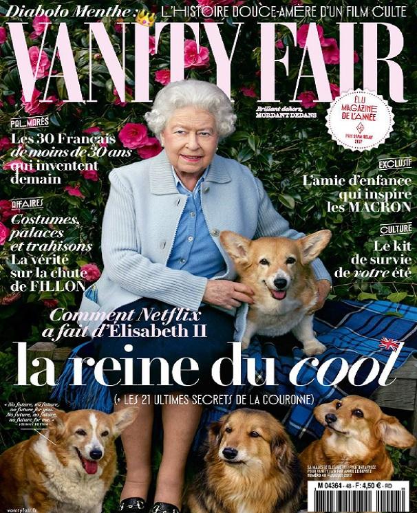 télécharger Vanity Fair N°47 - Juillet 2017