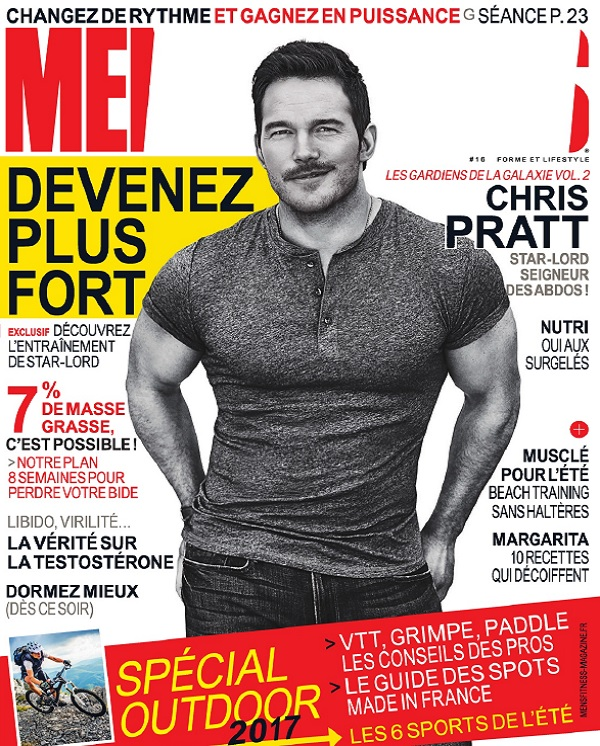 télécharger Men's Fitness N°16 - Juillet 2017