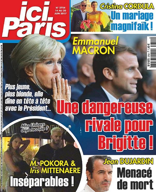 télécharger Ici Paris N°3754 Du 14 Au 20 Juin 2017