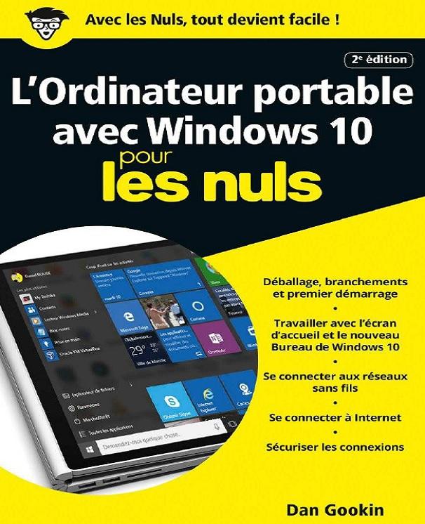 télécharger L'Ordinateur Portable Avec Windows 10 - Pour Les Nulls