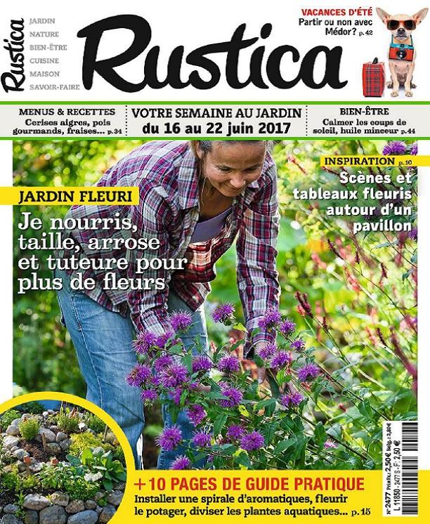 télécharger Rustica N°2477 Du 16 au 22 Juin 2017