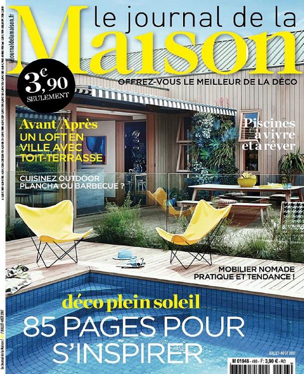 télécharger Le Journal De La Maison N°493 - Juillet-Août 2017