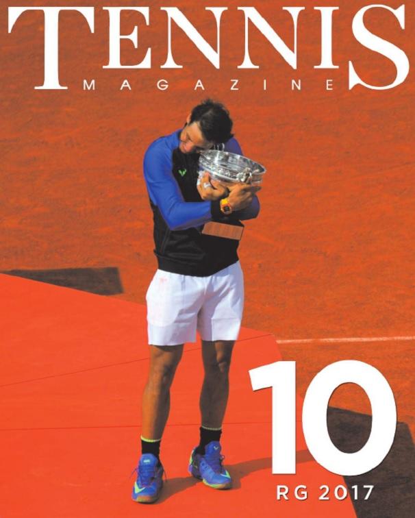 télécharger Tennis Magazine N°487 - Juillet 2017