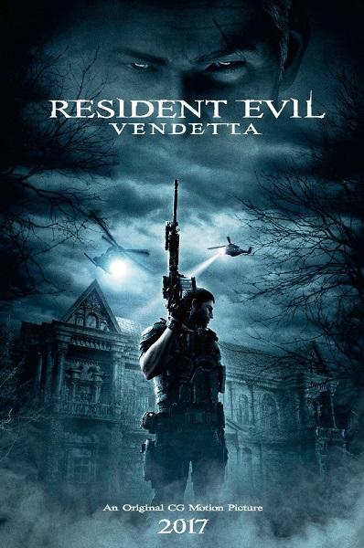 Resident Evil: Vendetta (2017) PL.WEB-DL.XviD-KiT / Lektor PL